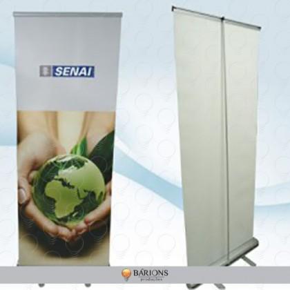 Banner Roll Up – Senai