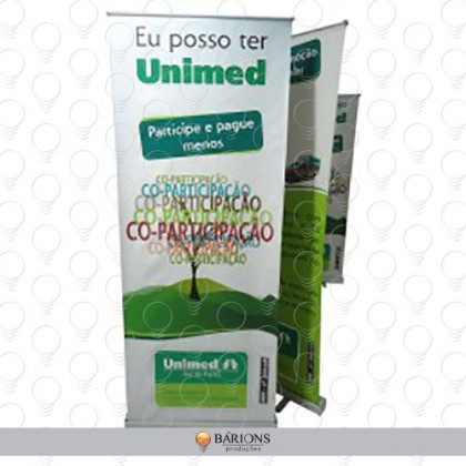 Banner Roll Up – Unimed