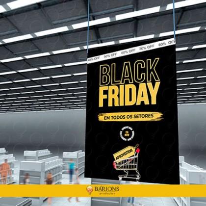 Banner Aéreo | Black Friday - 2021