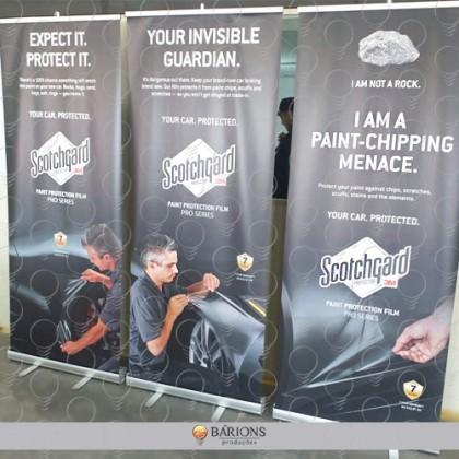 Banner Rollup em Lona