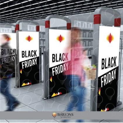 Capa de Antena para Lojas | Black Friday - 2020