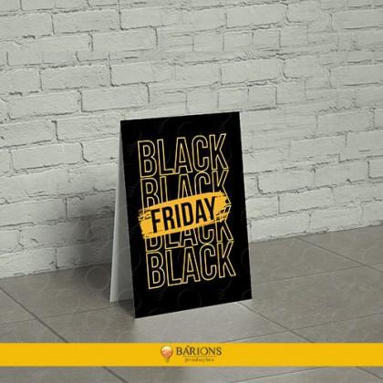 Display em PS com Impressão Direta | Black Friday - 2021