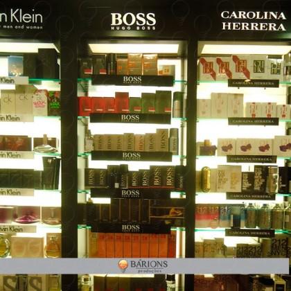 Mobiliário para Loja de Perfume e Cosmético