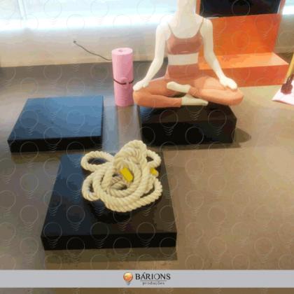 Showroom Conceito Sustentavel - Nike