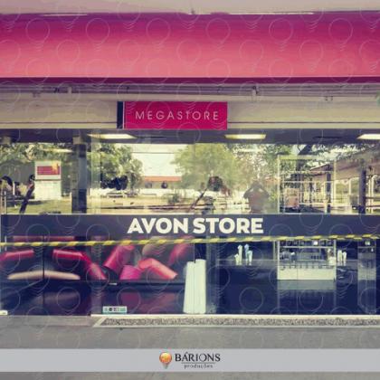 Showroom para Cosméticos - Avon