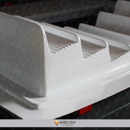 Base em Degrau para Display em Vacuum Forming