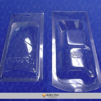 Display para Embalagem em Vaccum Forming