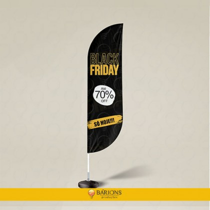 Wind Flag   Black Friday - 2021