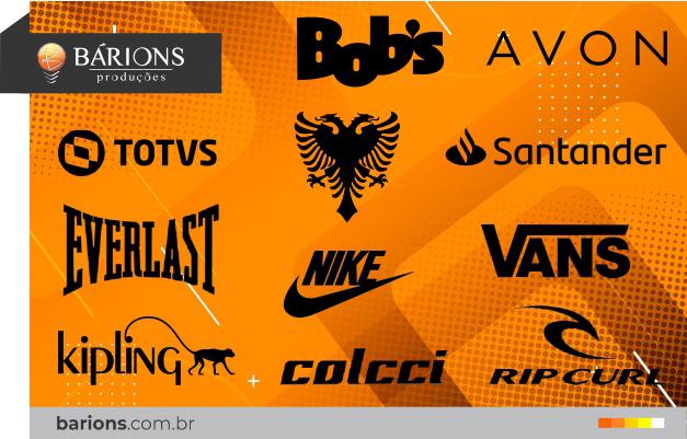 Imagem que ilustra marcas que trabalham estratégia de branding | Bárions Produções