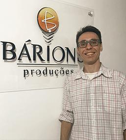 Thales - Diretor de operações Barions